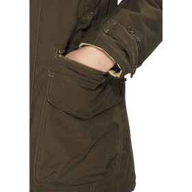 Tenson Alma Jacket Women dark khaki